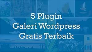 plugin galeri wordpress gratis terbaik