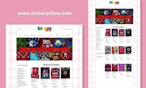 Bizzar-Pillow
